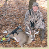 Philip Havens website developer out whitetail hunting